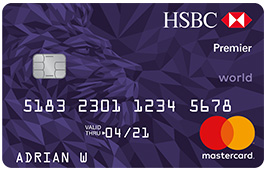 Credit cards hsbc indonesia hsbc premier mastercard reheart Images