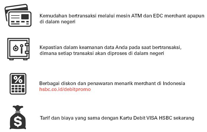 Kartu Debit Hsbc Indonesia