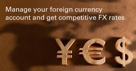 Foreign Exchange | HSBC Indonesia
