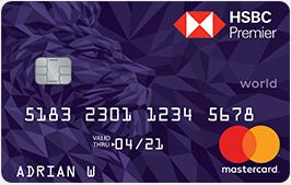 Premier MasterCard | HSBC Indonesia
